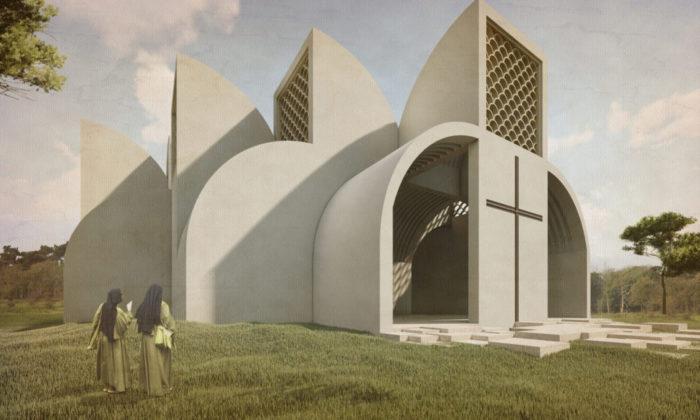 iglesia en rwanda